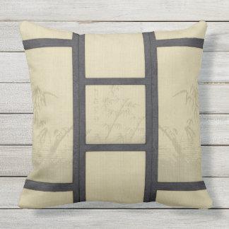 Tatami - Bamboo Outdoor Pillow