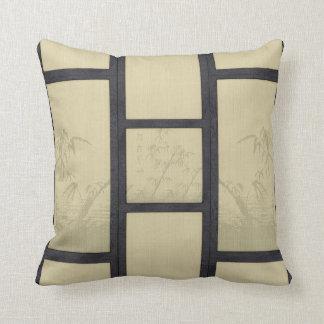 Tatami - Bamboo Throw Pillow