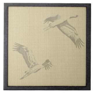 Tatami - Crane Tile