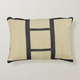 Tatami Decorative Pillow