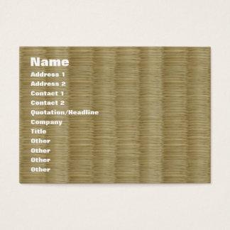 Tatami Mat 畳 2 Business Card