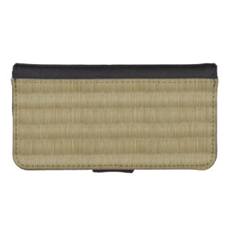Tatami Mat 畳 2 iPhone SE/5/5s Wallet
