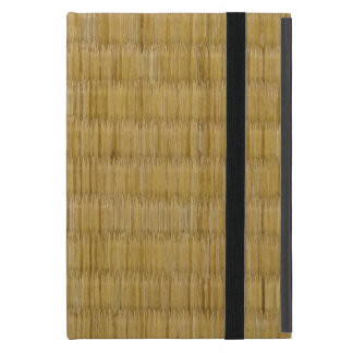 Tatami Mat 畳 Cover For iPad Mini