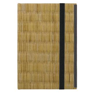 Tatami Mat 畳 Cover For iPad Mini