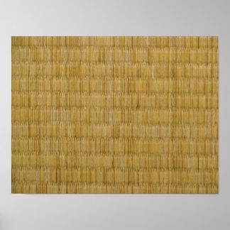Tatami Mat 畳 Poster