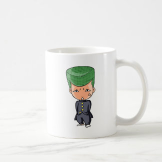 Tatami mat recent senior English story Coffee Mug