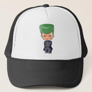 Tatami mat recent senior English story Trucker Hat
