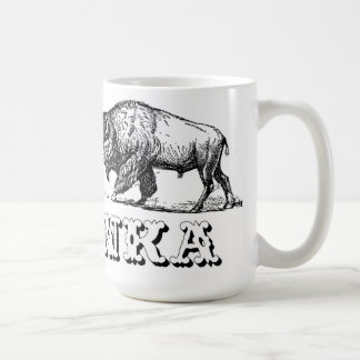 Tatanka cup coffee mugs