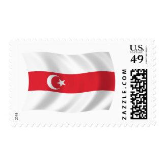 Tatars of Belarus Flag Stamps