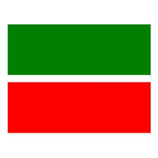 Tatarstan Flag Postcard