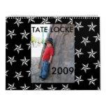 Tate 2009 - Customized Calendar