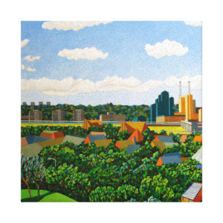 Tate and Lyle Canvas Print