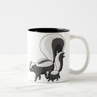 Tater and Tot Two-Tone Coffee Mug
