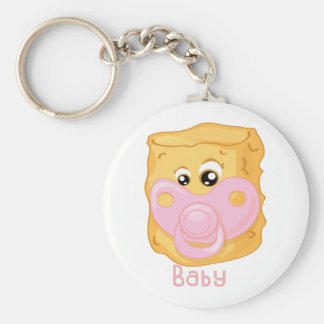 Tater Tot Baby Key Chains