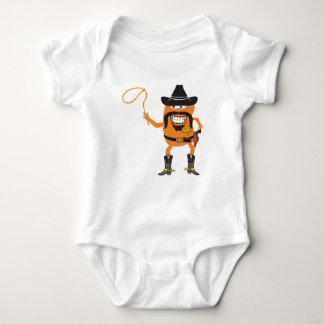 Tater-Tot Sheriff Baby Bodysuit