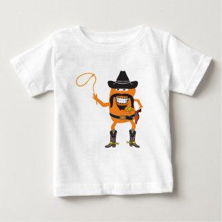 Tater-Tot Sheriff Baby T-Shirt