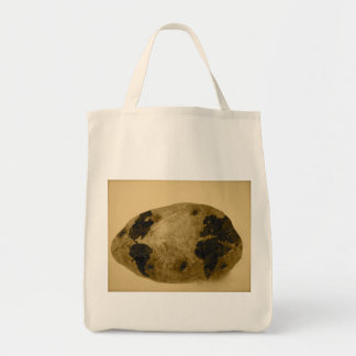 Tater Tote Canvas Bag