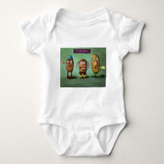 Tater Tots Baby Bodysuit