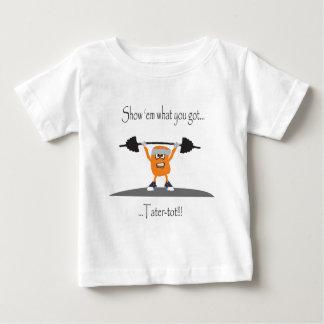 Tater-Tuff-Tot Baby T-Shirt