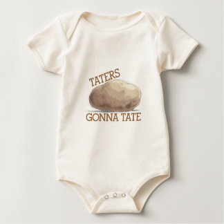 Taters Gonna Tate Baby Bodysuit