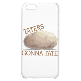 Taters Gonna Tate iPhone 5C Cover
