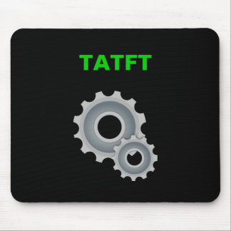TATFT (gears) Mouse Pads