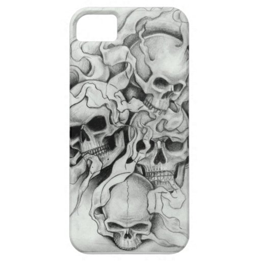 tatoo iPhone 5 case