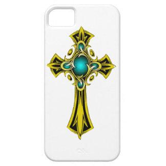 Tatoo Cross Phone iPhone SE/5/5s Case