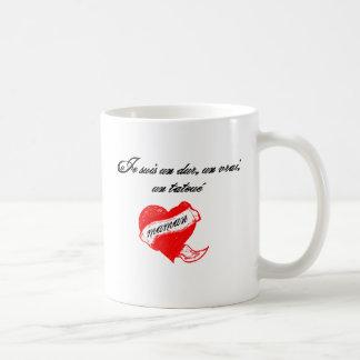 tatoo love mum taza de café