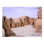 Tatooine, Túnez Tarjeta Postal