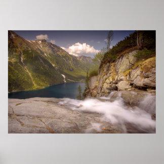 Tatra Mountains Poster
