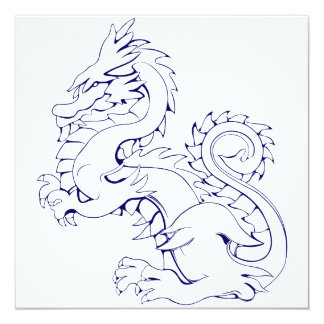 Tatsu Asian Dragon Are Fantasy Mythical Creatures Announcement