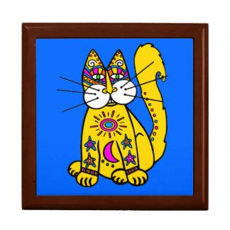 TATT CAT JEWELRY BOX
