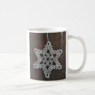 Tatted Ornament Mug
