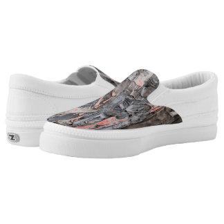 Tatter Chic Slip-On Sneakers