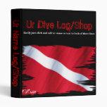Tatterd and Torn Dive/Shop Log Binder