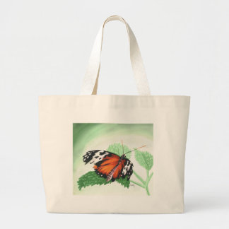 Tattered Canvas Bag