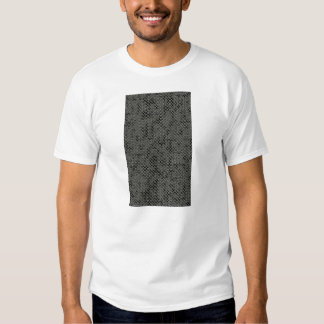 Tattered Silver Medieval Chainmail Armour Texture T Shirt