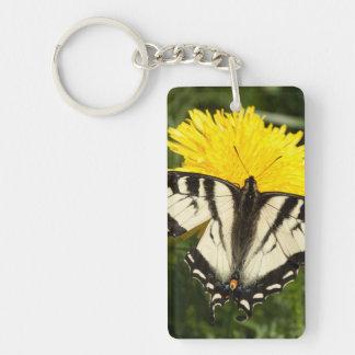 Tattered Swallowtail Keychain