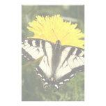 Tattered Swallowtail Stationery Design