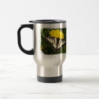 Tattered Swallowtail Travel Mug