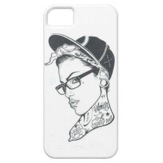 tattoed iPhone SE/5/5s case