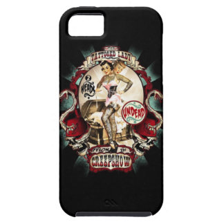 Tattoed Lady iPhone 5 Covers