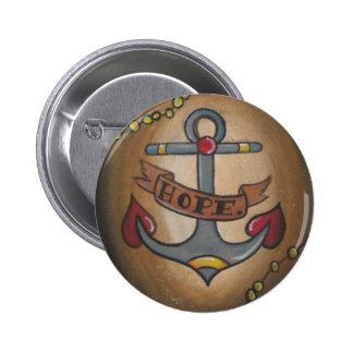 Tattoo Anchor Button