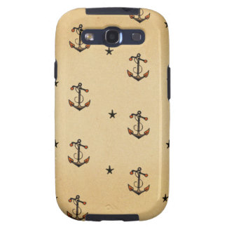 Tattoo Anchors Galaxy S3 Covers