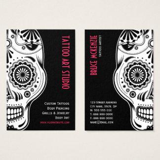 Tattoo Art Studio business card