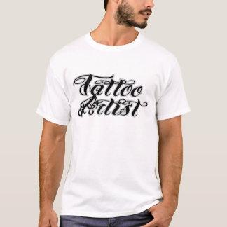 Tattoo Artist Brand Clothing T-Shirt