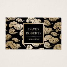 Tattoo Artist Business Card Gallery Business Card Template - Tattoo business card templates