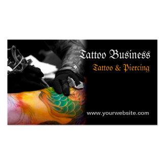 Tattoo artist salon  Business Card Business Card