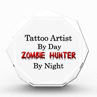 Tattoo Artist/Zombie Hunter Awards